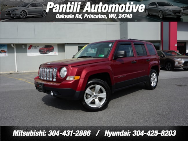 Used 2015 Jeep Patriot 4x4 Sport  SUV for sale in Princeton, WV