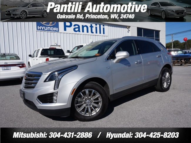 Used 2017 Cadillac Xt5 For Sale Princeton Wv Stock 3535