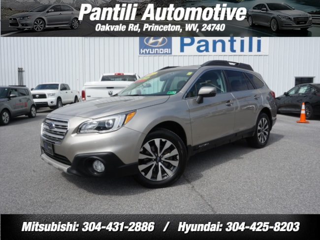 Used 2015 Subaru Outback 2.5i Limited AWD 2.5i Limited  Wagon for sale in Princeton, WV