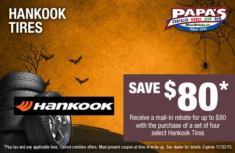 Hankook Tire Sale Price New Britain Ct