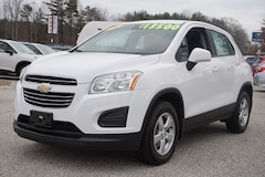 Used 2016 Chevrolet Trax LS w/1LS SUV In Portland, ME