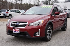 Used 2017 Subaru Crosstrek Premium Wagon South Portland Maine
