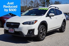 Used 2019 Subaru Crosstrek Premium w/ Eyesight Wagon South Portland Maine