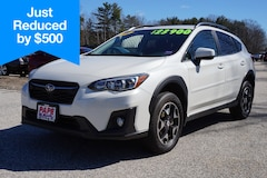 Used 2018 Subaru Crosstrek Premium Wagon South Portland Maine