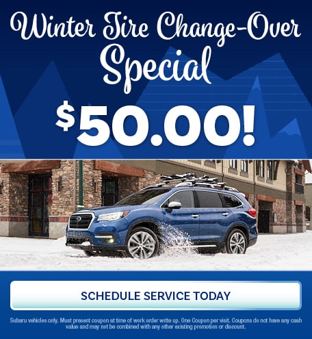 Winter Tire Change-Over Special