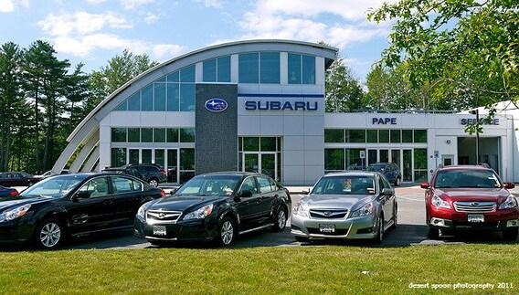 Subaru Dealers Near Me >> Pape Subaru Subaru Dealership Portland Me Near Westbrook