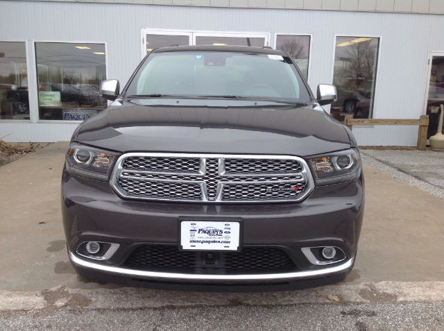 Featured New 2017 Dodge Durango CITADEL ANODIZED PLATINUM AWD Sport Utility near Burlington, VT