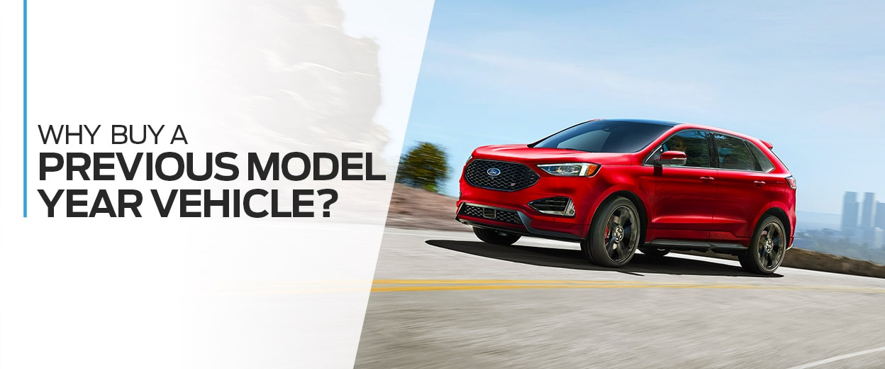 Why Buy A Previous Model Year Vehicle | Cocoa, FL