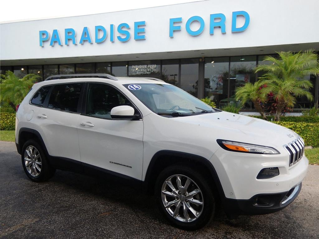 2014 Jeep Cherokee Limited Limited  SUV