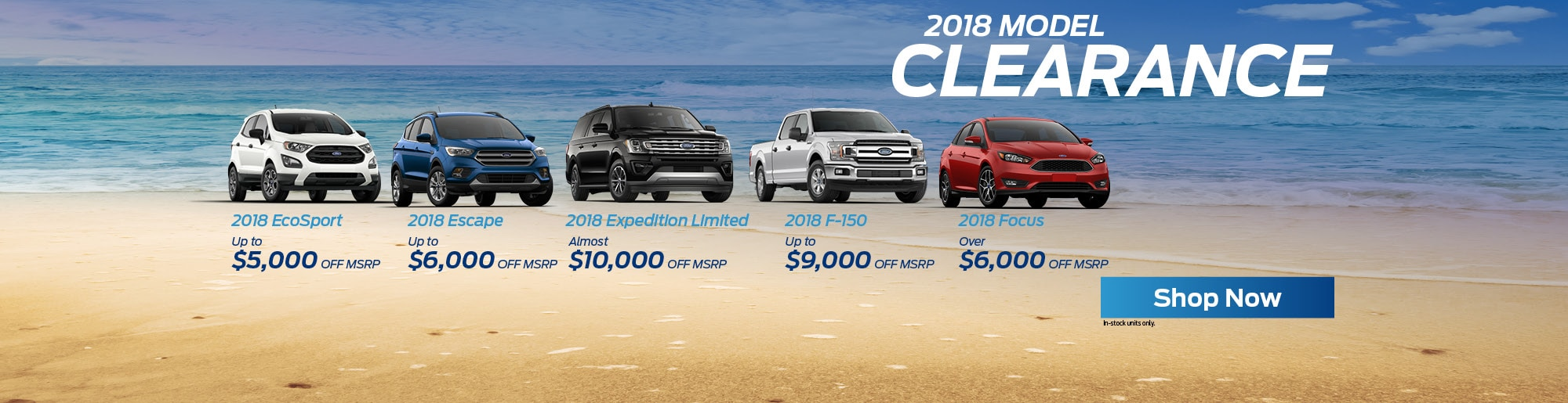 Paradise Ford | Ford Dealership in Cocoa FL