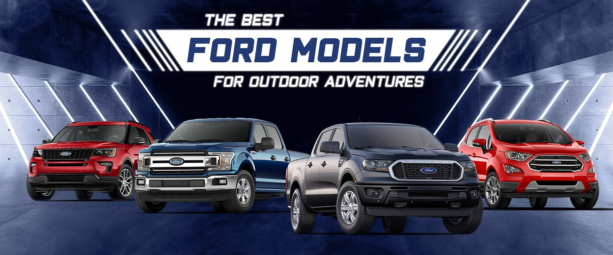 2020 Ford Models For Outdoor Adventure Cocoa, FL