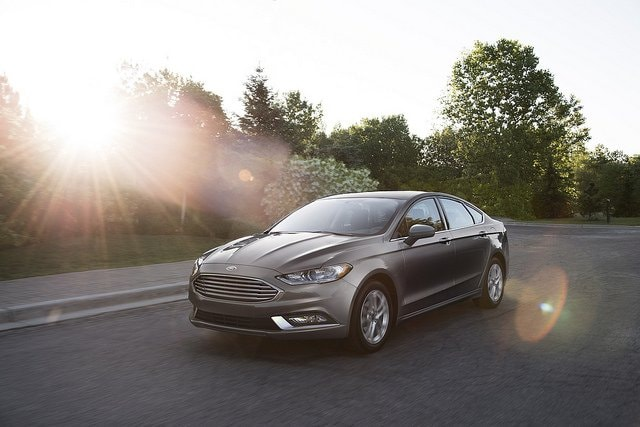 2018 Ford Fusion | Paradise Ford