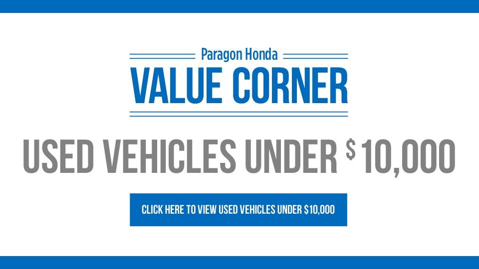 Paragon Honda Service Center >> Paragon Honda in Woodside | Honda Dealership Serving