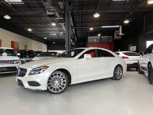 2015 Mercedes-Benz CLS CLS550 4MATIC!!! AMG SPORT PKG!!!DISTRONIC PLUS!!! Sedan