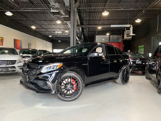2018 Mercedes-Benz GLE-CLASS 63S AMG 4MATIC COUPE!!!NIGHT PKG!!! SUV