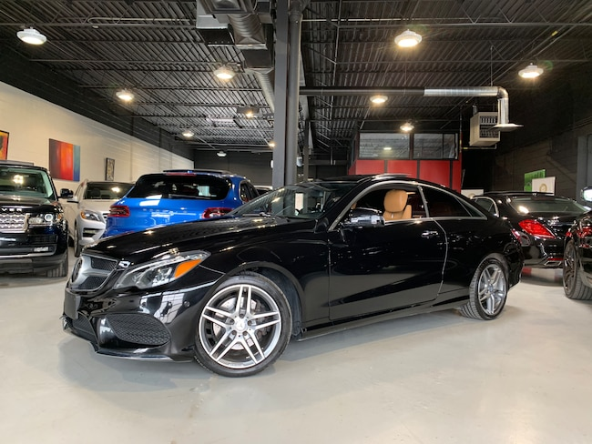 2016 Mercedes-Benz E-Class E400 COUPE 4MATIC ,AMG SPORT PKG!!! Coupe,
