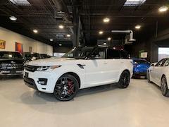 2016 Land Rover Range Rover Sport V8 SC!!!AUTOBIOGRAPHY!!!DYNAMIC PKG!!! SUV