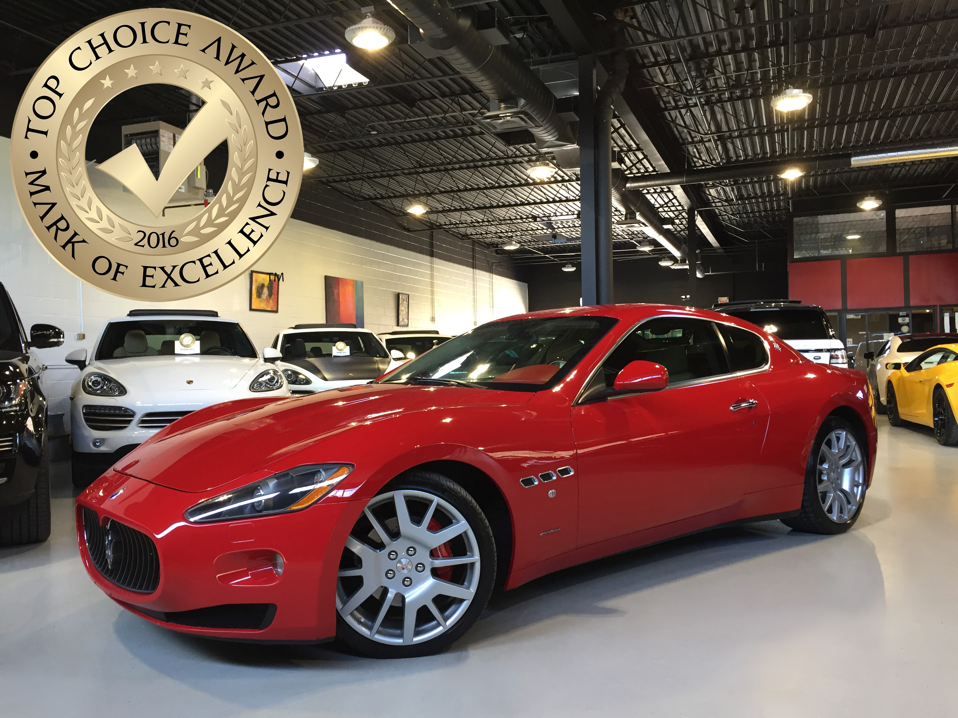 PARAMOUNT FINE CARS   Vehicles for sale in Toronto, ON M3J 2C2