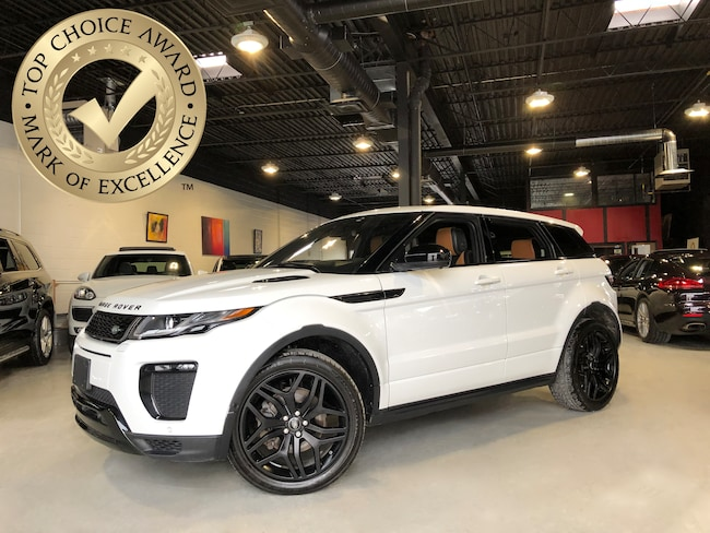 2016 Land Rover Range Rover Evoque HSE DYNAMIC BLACK EDITION!!! SUV