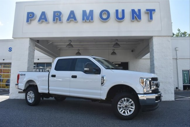 2018 Ford F-250 SD XLT Truck