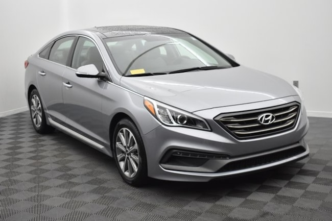 2016 Hyundai Sonata Limited Sedan