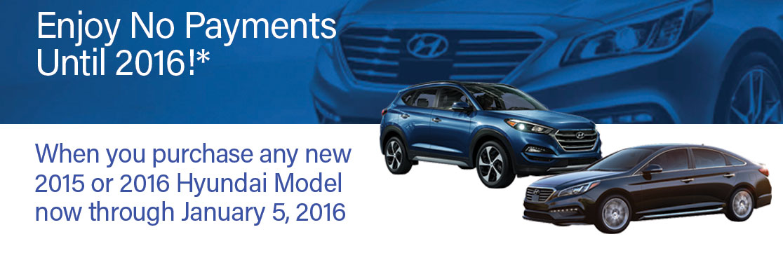 Amazing *90 Day Payment Deferred Payment Program Is Available For Qualified  Borrowers Approved By Hyundai Motor Finance (HMF) (FICO Score 680+) On All  New 2015 And ...