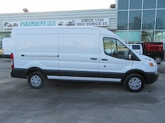 2017 FORD Transit  t-250 Med roof Extended gas cargo vans X 5