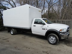 2015 DODGE Ram 5500 Diesel with 17 ft unicell box