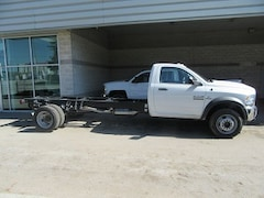 2018 Ram 5500 Cab& Chassis 4x4 Diesel 204.5 WB