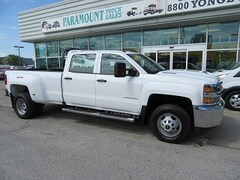 2018 Chevrolet Silverado 3500HD CREW CAB 4X4 DIESEL DUALLY X 2 IN STOCK Crew Cab