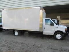 2017 FORD E-450 16 Ft Gas V/10 Cube van ( high Box )