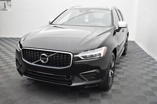 New Volvo models for sale 2019 Volvo XC60 Hybrid T8 R-Design SUV LYVBR0DM3KB238586 in Hickory, NC