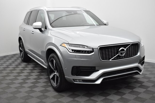 New 2019 Volvo XC90 T6 R-Design SUV For Sale/Lease Hickory, NC