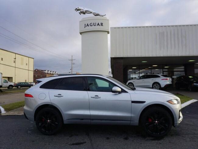 2018 Jaguar F-PACE S AWD SUV