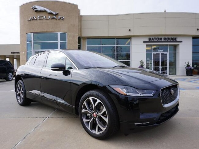 2019 Jaguar I-PACE SE AWD SUV