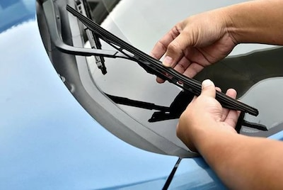Wiper inserts and blades