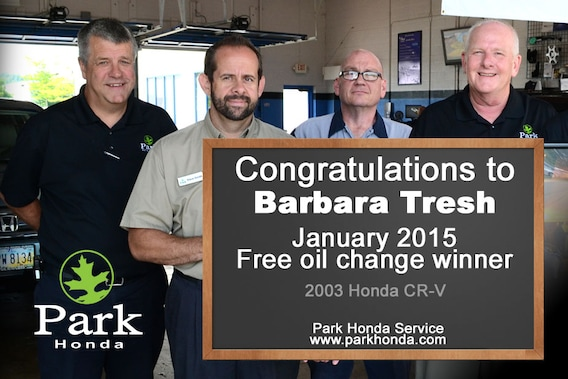Park Honda | News and Events