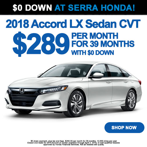Superieur 2018 Honda Accord Lease