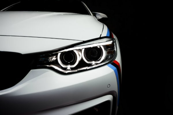 2017 BMW Headlights