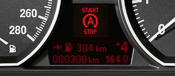 BMW Auto Start/Stop Function