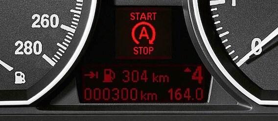 Auto Start Stop Function | Maywood Area BMW Dealer ^