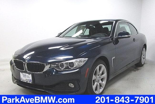 2015 BMW 435 435I Xdrive Convertible