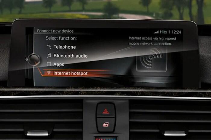 BMW WiFi
