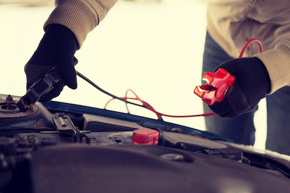 How To Jump Start Your Car | BMW Service NJ ^