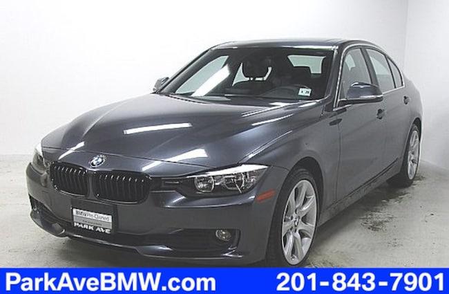 2015 BMW 320 320XI Sedan