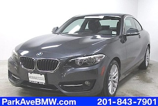 2016 BMW 228 228I Xdrive Coupe