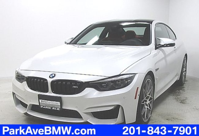 2018 BMW M4 2DR CPE Coupe