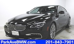 2016 BMW 6-Series 650XI Sedan
