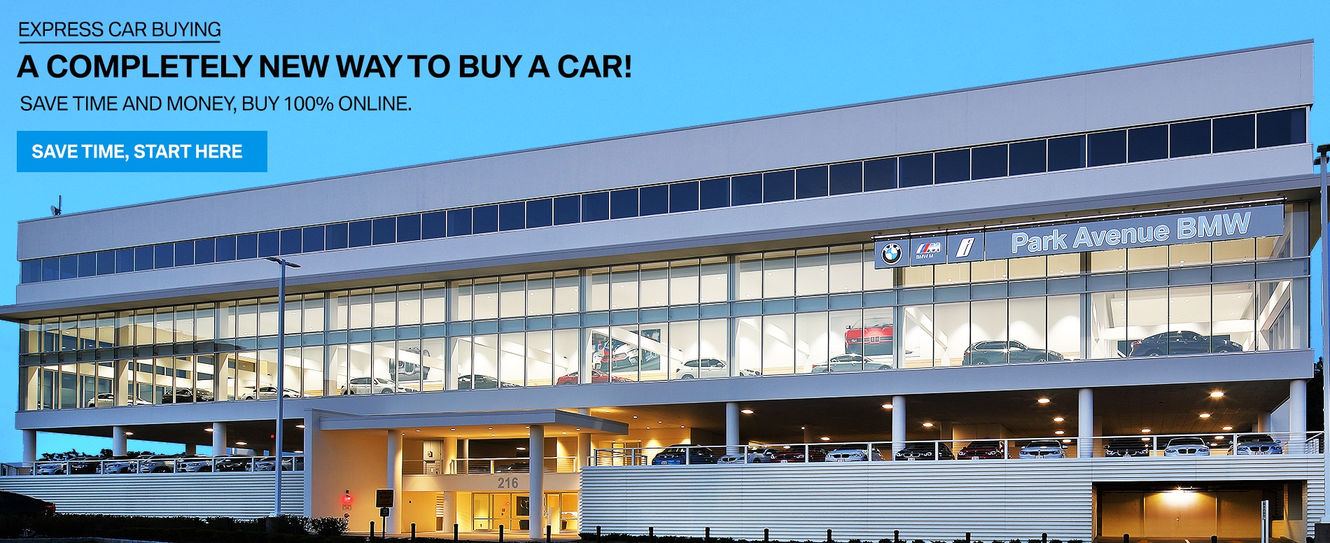 Park avenue bmw maywood nj