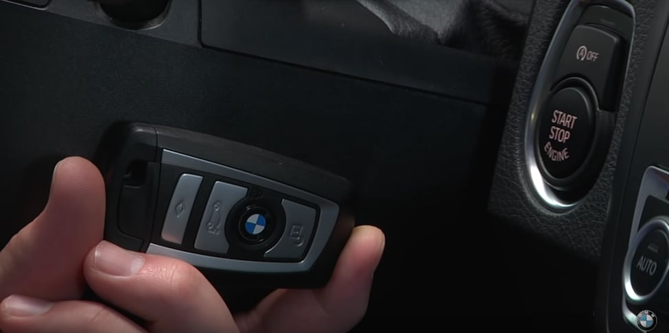 BMW key fob not working